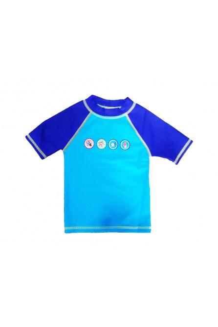 ARENA CROWNCAPS KIDS UV T-SHIRT