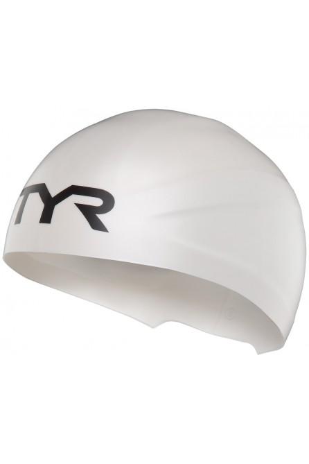 TYR WALL BREAKER SILICONE RACE CAP
