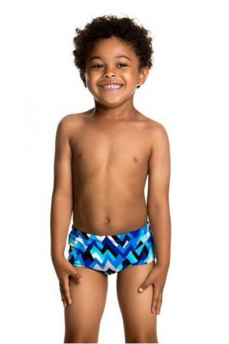 FUNKY TRUNKS PEAK PERFORMANCE TODDLER BOYS SWIMWEAR