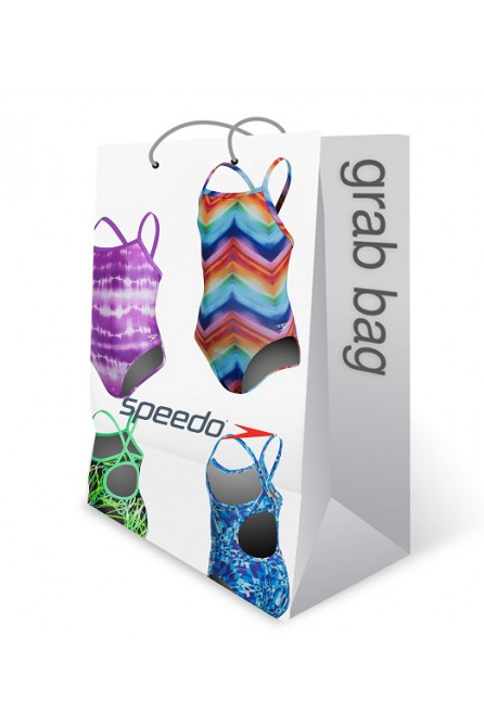 SPEEDO GRAB BAG GIRLS SWIMWEAR