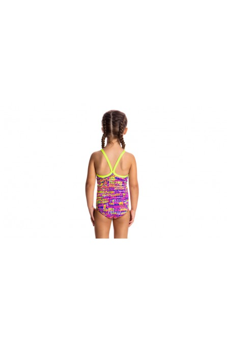 FUNKITA DOTTY DASH TODDLER GIRLS SWIMWEAR