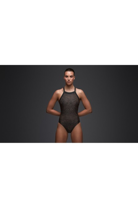 FUNKITA SKY HI LEATHER SKIN WOMEN SWIMWEAR