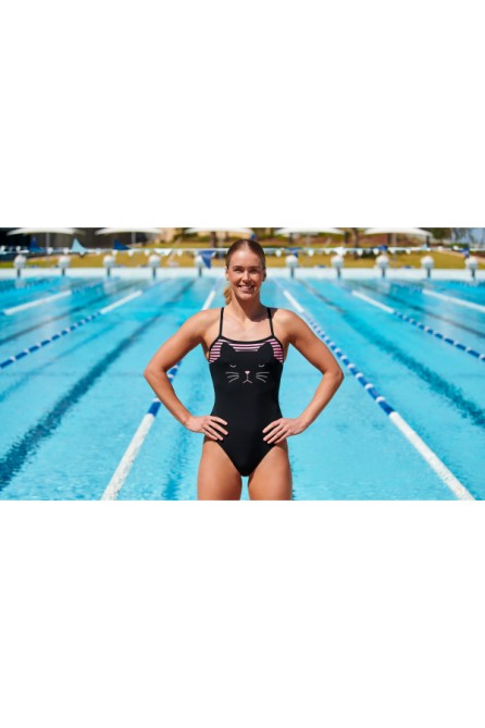 FUNKITA CRAZY CAT WOMEN SWIMWEAR